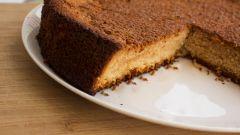 Как приготовить медовый бисквит