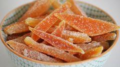 Как сделать цукаты из моркови