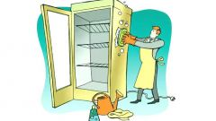 Как правильно мыть морозильную камеру или холодильник
