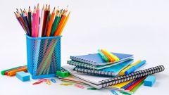 Собираем ребенка в школу: список вещей и канцтоваров для будущего первоклассника