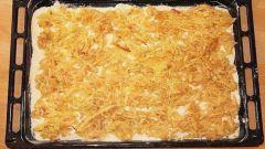 Как испечь быстрый и вкусный яблочный пирог
