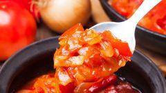 Как приготовить лечо из помидоров и перца на зиму