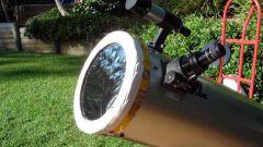 Как сделать простейший телескоп-рефрактор из сантехнической трубы