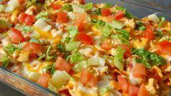 Как приготовить вкусную овощную запеканку с картошкой и кабачками