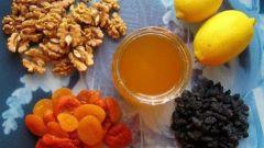 Как приготовить витаминную пасту для иммунитета