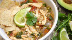 Как приготовить тайский куриный суп