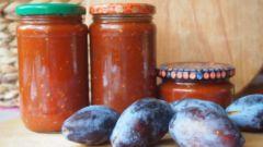 Как приготовить острый кетчуп из помидоров и слив на зиму: лучший рецепт