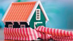 Как утеплить дом своими руками