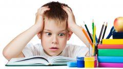 Как помочь первокласснику справиться с учебной нагрузкой