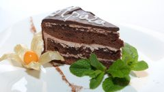 Как приготовить пирожные «Прага»
