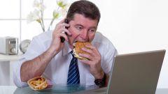 Как не набрать лишний вес, работая дома