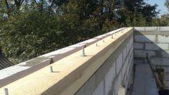 Как сделать мауэрлат для двухскатной крыши своими руками