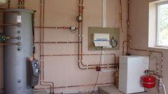 Как сделать систему отопления закрытого типа в частном доме