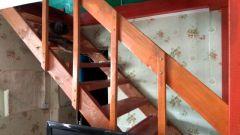 Как сделать лестницу на второй этаж своими руками