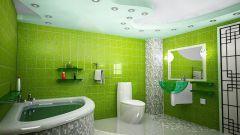 Как выбрать потолок в ванную комнату