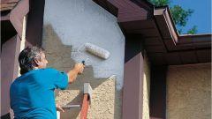 Как своими руками выполнить покраску фасада дома