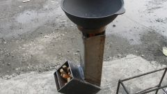 Как сделать ракетную печь своими руками: процесс изготовления