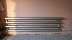 Регистры отопления: расчет теплоотдачи и изготовление своими руками