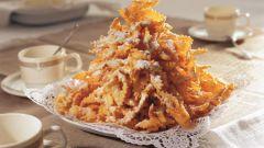 Как приготовить хворост по татарскому рецепту