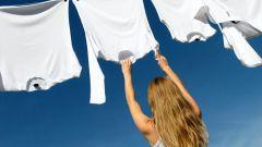 Как отбелить вещи, не разрушая структуру ткани
