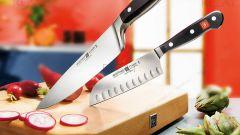 Как выбрать ножи по качеству стали