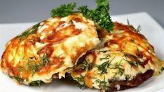 Как просто приготовить мясо по-французски с картофелем и помидорами