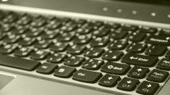 Почему при работе на ноутбуке вместо букв стали печататься цифры