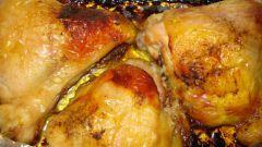 Как приготовить куриные бедра в фольге