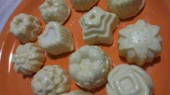 Как сделать простые и вкусные бурфи из сухого молока