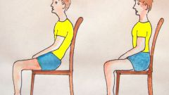 Как научиться все время держать спину прямо