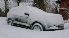 Как завести дизельный двигатель в мороз