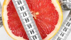 Как правильно употреблять грейпфрут для похудения