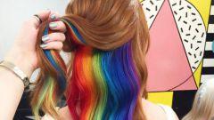 Как покрасить волосы, не используя краску