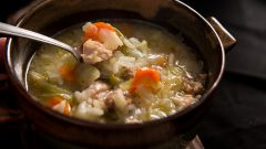 Как вкусно приготовить рисовый суп