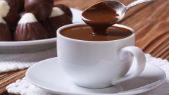 Как приготовить горячий шоколад: два рецепта