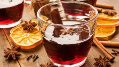 Как приготовить вкусный глинтвейн безалкогольный
