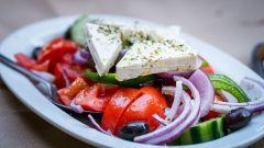 Как приготовить правильный греческий салат