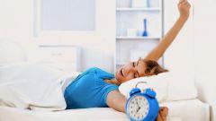 Как научиться просыпаться рано утром