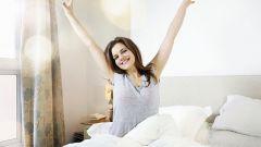 Как научиться легко вставать по утрам