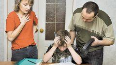 Нужно ли ругать детей за плохие оценки