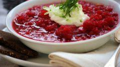 Как приготовить вегетарианский борщ: пошаговый рецепт
