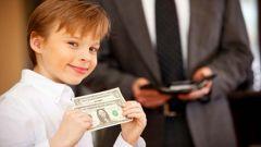 Почему нужно давать детям карманные деньги