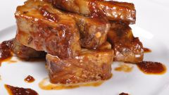 Как приготовить свинину в соевом соусе в духовке