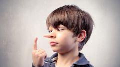 Почему дети лгут