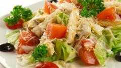 """Как вкусно приготовить салат """"Цезарь"""""""