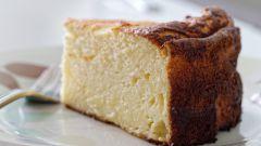 Как приготовить творожно-сырный пирог к завтраку