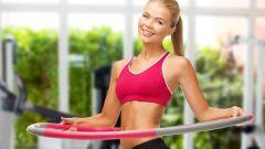Как похудеть в талии с помощью обруча