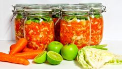 Салат из капусты на зиму: вкусные рецепты