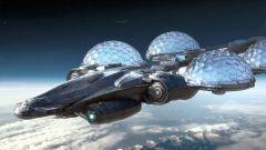 Концептуальные космические корабли будущего