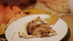 Как приготовить осенний пирог с грушами без глютена, казеина, яиц и сахара
